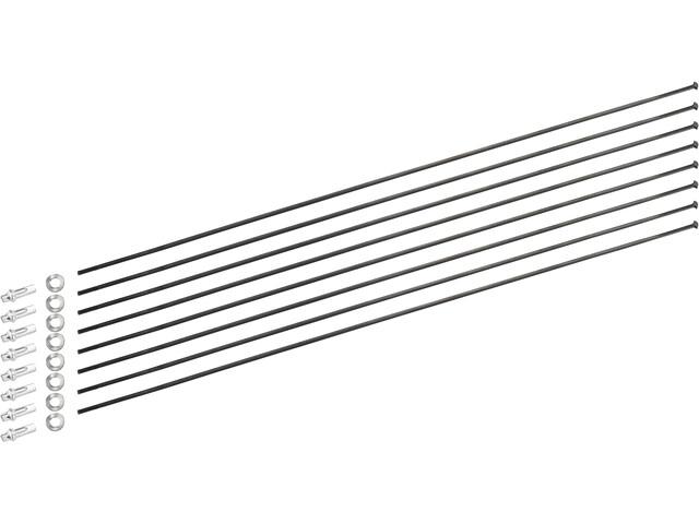 DT Swiss Spoke Kit for PR 1600 Dicut 21mm DB
